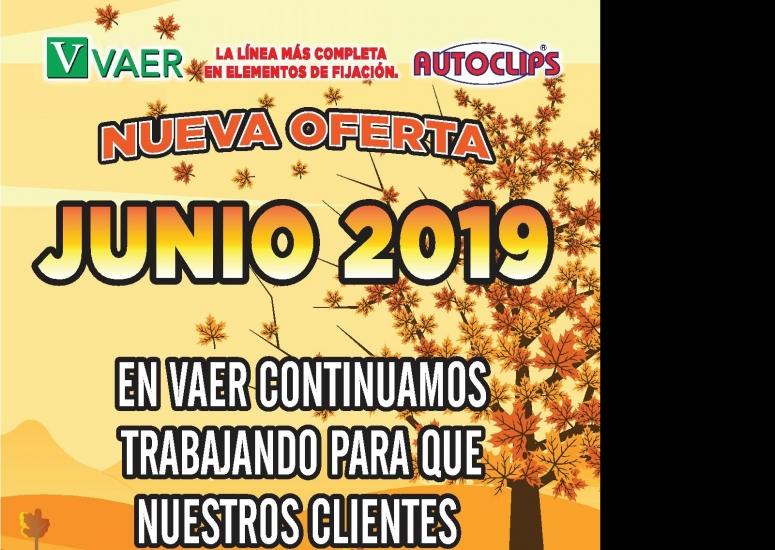 Oferta Junio 2019