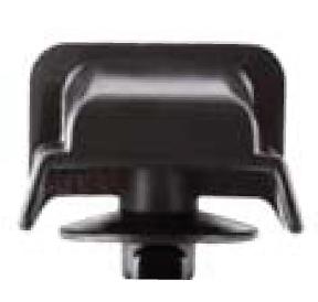 Autoclips 7769778 CLIPS TAP.PTA FIAT BRAVO-BRAVA-MAREA NEGRO