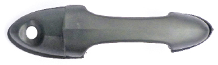 Autoclips M.EXT.PTA F.FOCUS DELANTERA DER-IZQ PLASTICA NEGRA