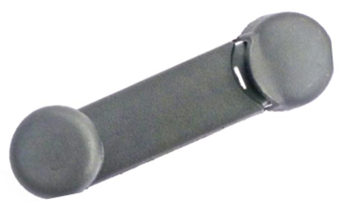 Autoclips M.INT.L.CRISTAL F.RANGER ->00 PLAST.NEGRA