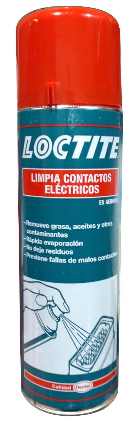 Autoclips LOCTITE LIMPIA CTOS ELECTRICOS RAPIDA EVAPORACION 300 ML