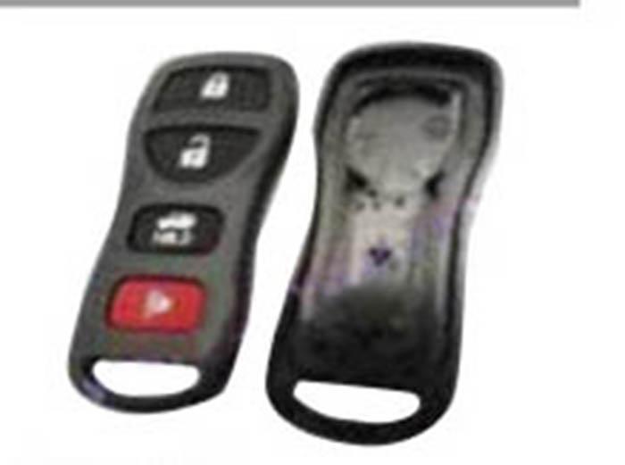 Autoclips CARCASA NISSAN FRONTIER-SENTRA 3+1 BOTONES